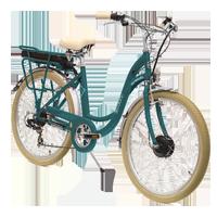 Vélo assistance électrique