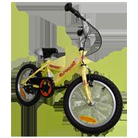 Vélo enfant 16''