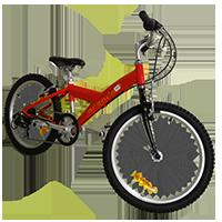 Vélo enfant 20''