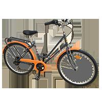 Vélo ville vitesse